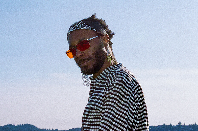 JPEGMAFIA, photo by Alec Marchant