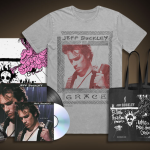 Jeff Buckley Grace Giveaway Bundle