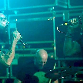 Jesse Leach and Howard Jones Killswitch Engage 2020 tour