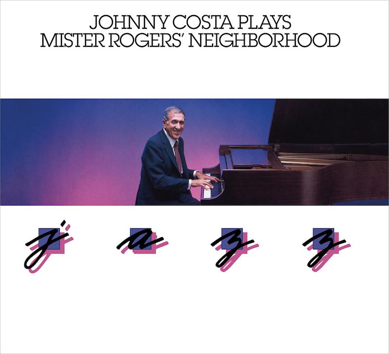Johnny Costa Plays Mister Rogers' Neighborhood Jazz album cover artwork