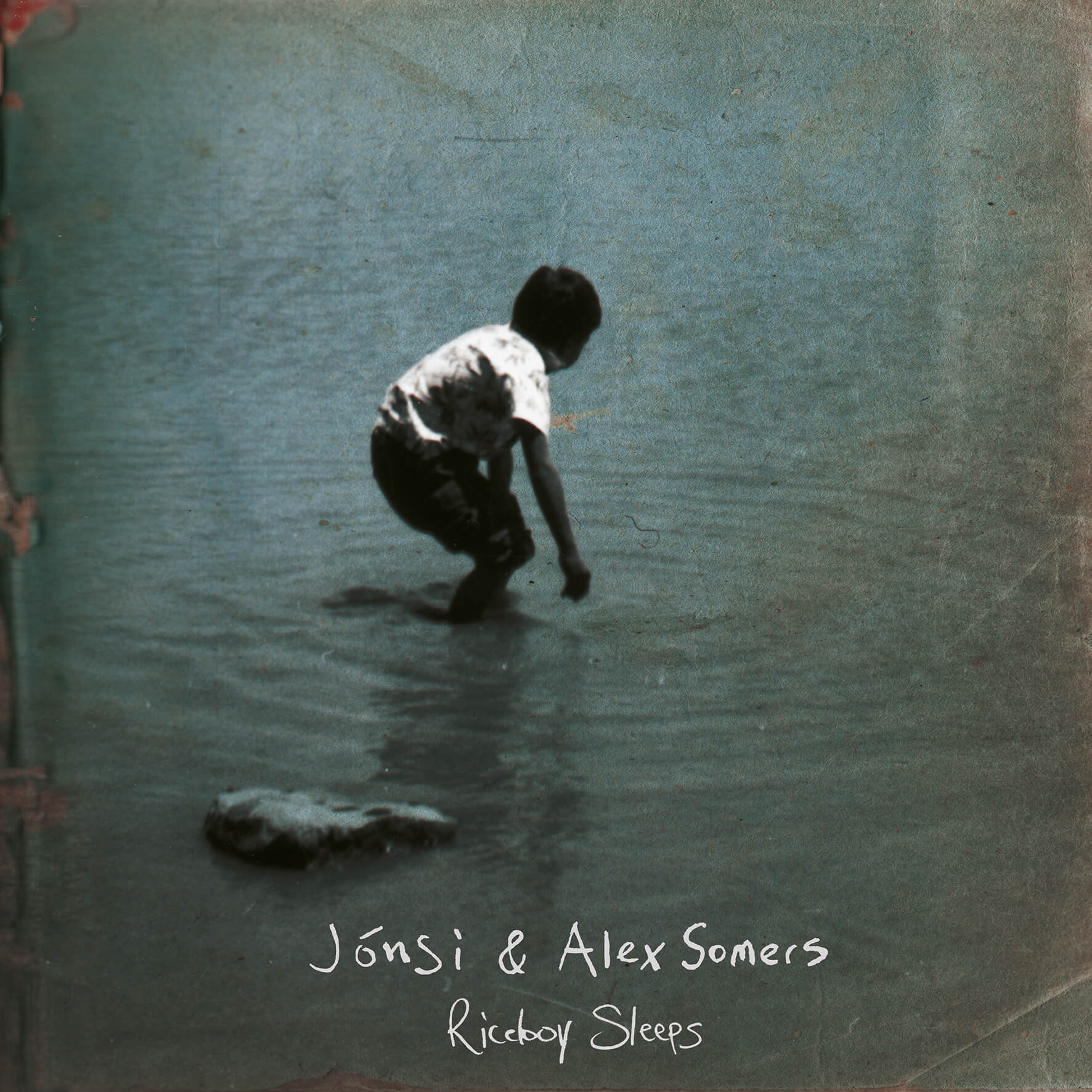 Jonis & Alex Somers Riceboy Sleeps 10th anniversary reissue cover artwork