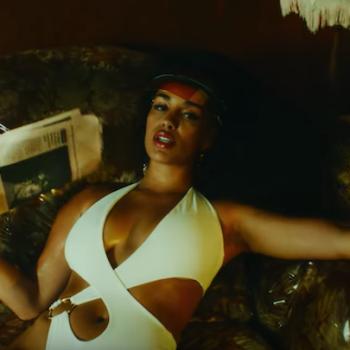 Jorja Smith Burna Boy Be Honest New Song Stream Music Video