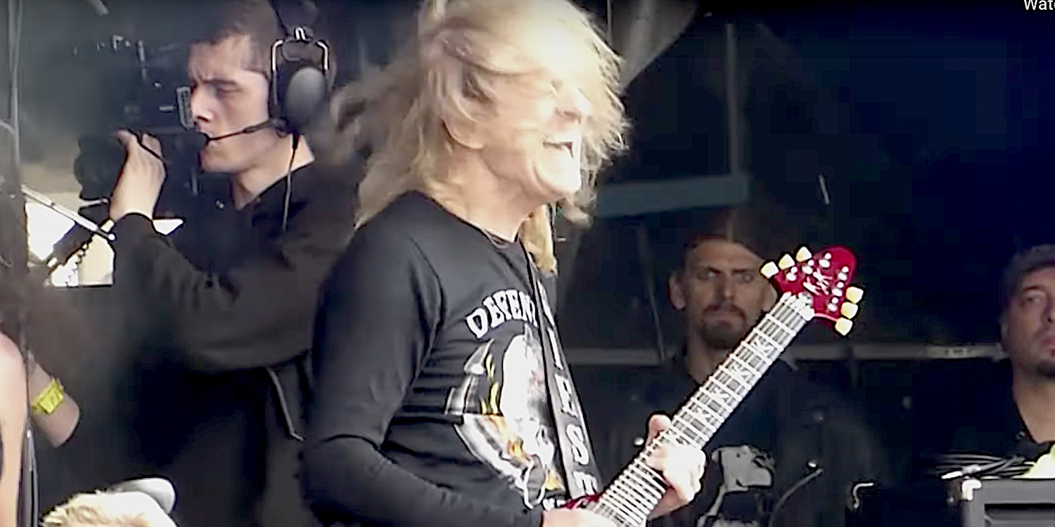Judas Priest Legend K.K. Downing Plays First Live Gig in 10 Years