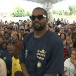 Kanye brings Sunday Service to Dayton, Ohio