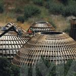 kanye west domes building calabasas