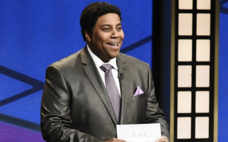 """Kenan Thompson says Saturday Night Live is his """"forever plan"""""""