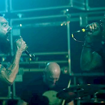 Jesse Leach and Howard Jones appear in Killswitch Engage's The Signal Fire video