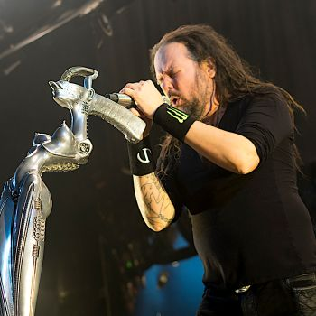 Korn perform at Jones Beach