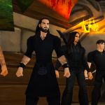 Korn in AdventureQuest video game