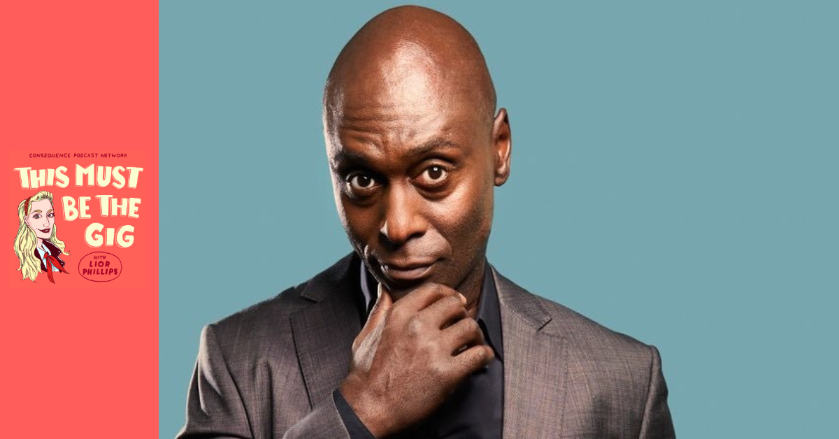Lance Reddick on Jazz Piano and Fighting Expectations