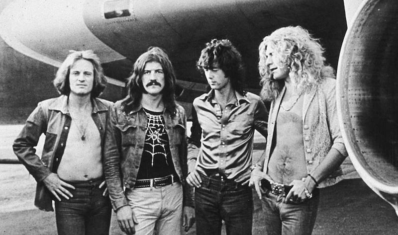 """DOJ sides with Led Zeppelin in """"Stairway to Heaven"""" copyright case"""