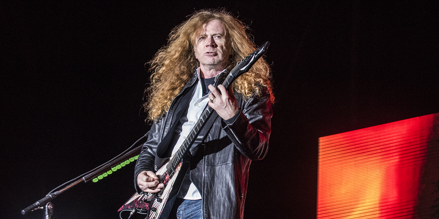 Megadeth to return to the road in 2020, joining Five Finger Death Punch on European tour