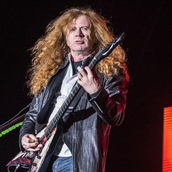 Megadeth 2020 tour with Five Finger Death Punch