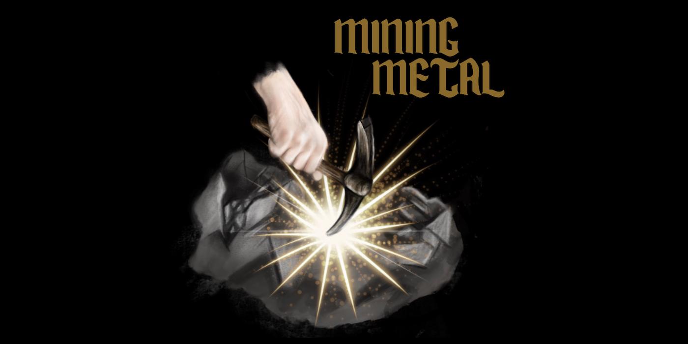 Mining Metal: Agenda, Cloudkicker, Lord Gore, Orm, Polemicist, Restless Ghosts, Sleep Terror, Swordwielder
