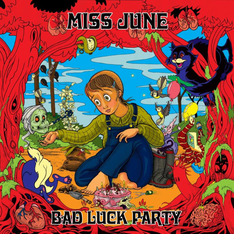 Miss June Bad Luck Party