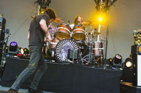 My Morning Jacket Live Review New York Forest Hills Stadium Ben Kaye