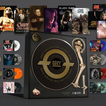 Ozzy Osbourne See You on the Other Side Box Set