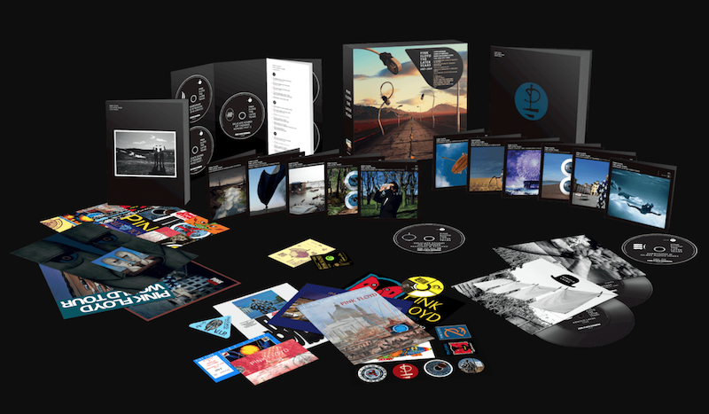 Pink Floyd The Later Years Box Set