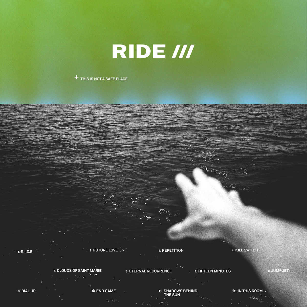 Album Review: Ride Return to Full-Blown Shoegaze on This Is Not a Safe Place