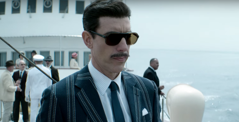 Sacha Baron Cohen in The Spy