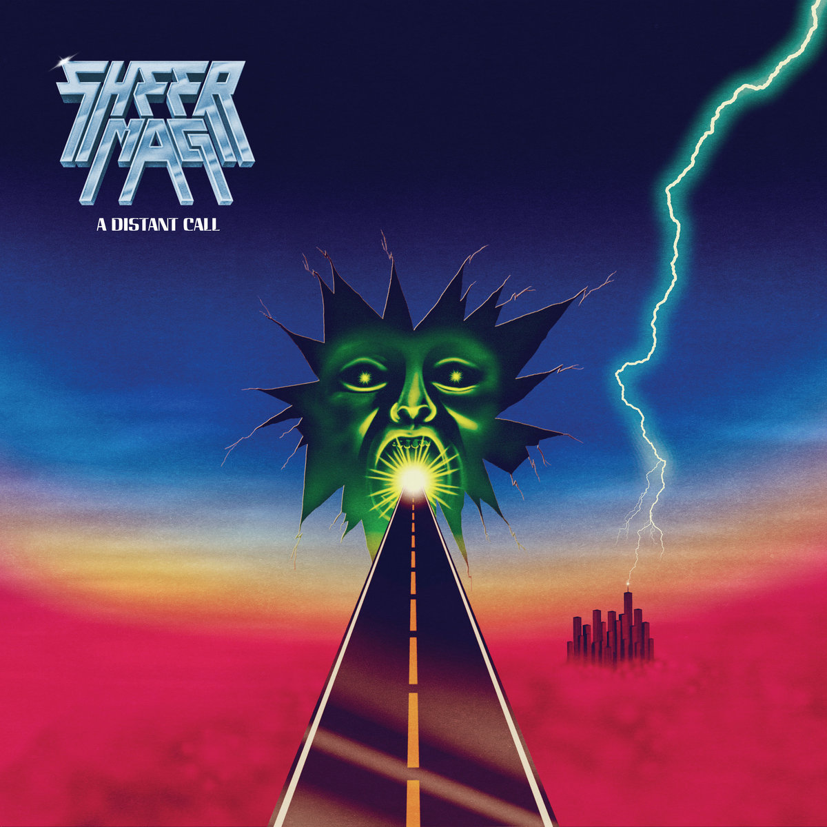 Album Review: Sheer Mag Answer A Distant Call with Expected Fervor