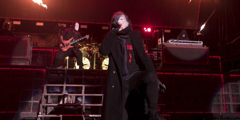 slipknot concertgoer dies tinley park