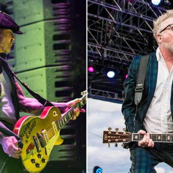 Social Distortion and Flogging Molly at Pier 17 in NYC