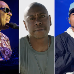Stevie Wonder Dave Chappelle Chance the Rapper Dayton Ohio Benefit Gem City Shine