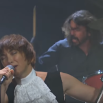 The Bird and The Bee Dave Grohl Van Halen Ain't Talkin' 'Bout Love The Late Late Show with James Corden