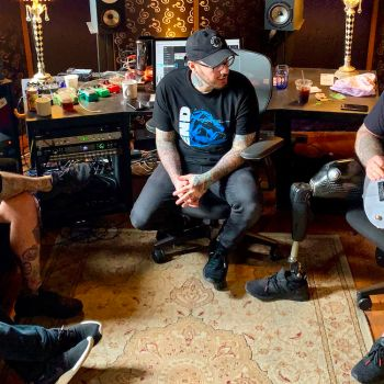 The Ghost Inside working on new album