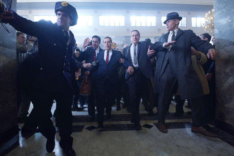 Martin Scorsese's The Irishman no wide theatrical release