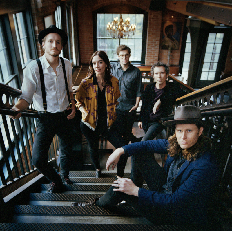 The Lumineers, photo by Danny Clinch