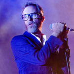 The National new EP live film I Am Easy To Find, Live From New York's Beacon Theatre, photo by Ben Kaye
