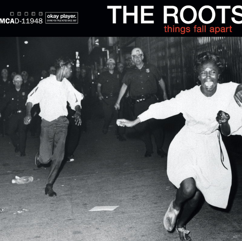 The Roots Things Fall Apart 25th anniversary reissue cover