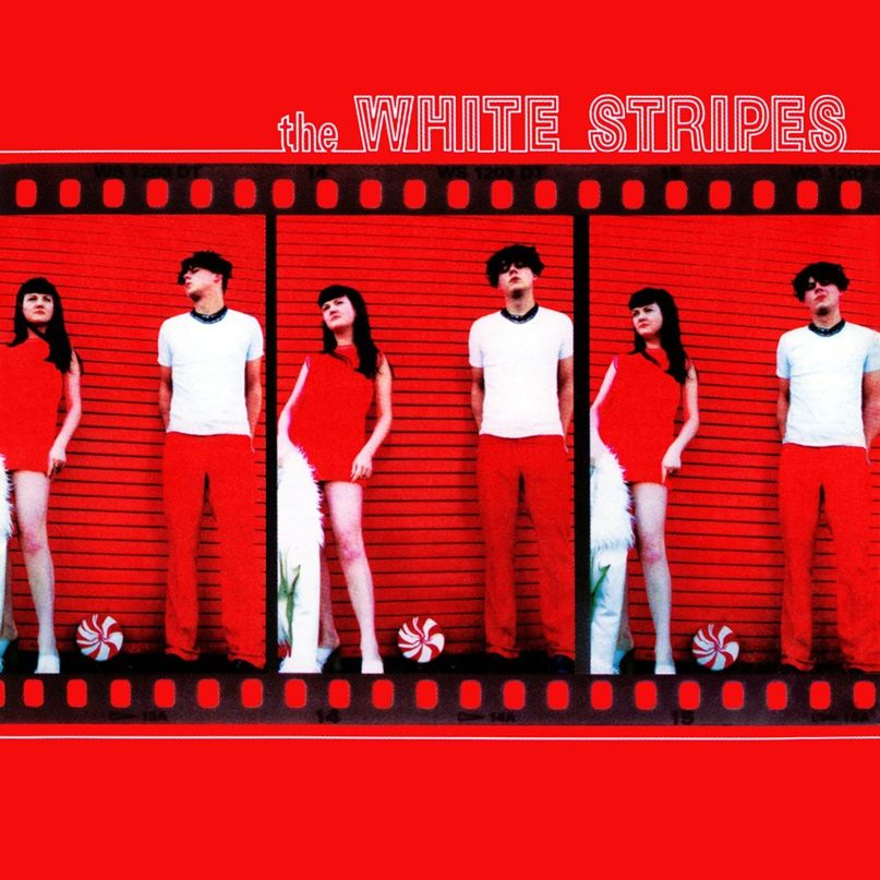 The White Stripes' 1999 debut