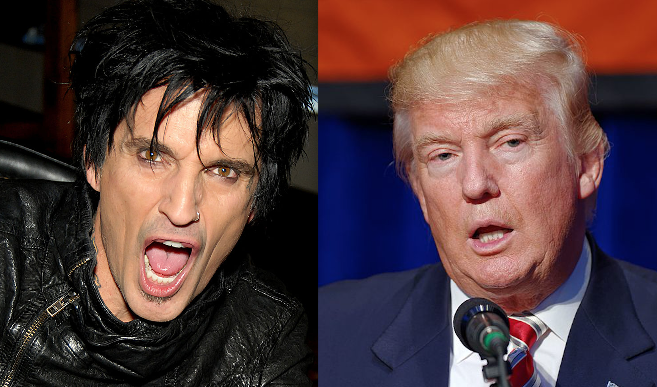 Tommy Lee Imagines Life After Trump In Epic Twitter Rant