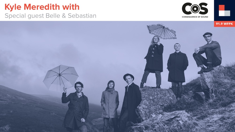 Belle and Sebastian on Coming-of-Age Movies