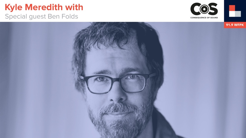 """Ben Folds on Making Peace With """"Brick"""""""