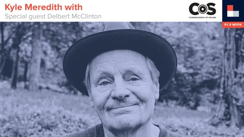 Kyle Meredith With... Delbert McClinton