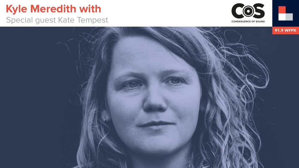 Kate Tempest on The Book of Traps and Lessons