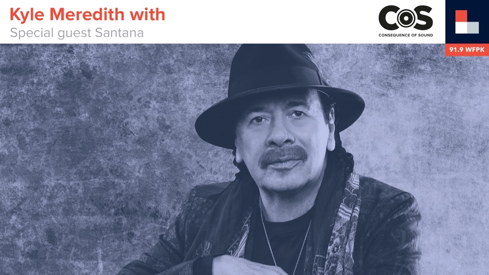 "Santana Returns to Woodstock and Revisits ""Smooth"""