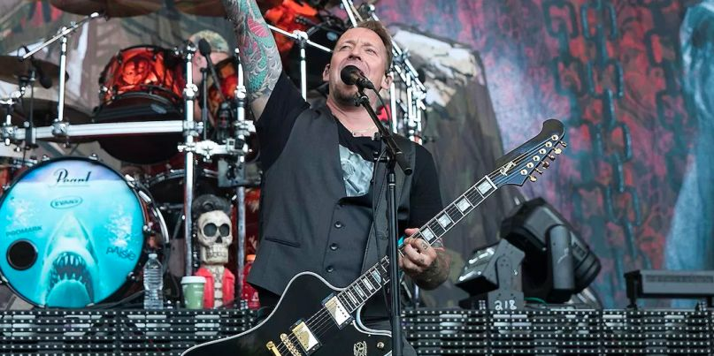 Volbeat's Michael Poulsen on New Album, Fatherhood, Knotfest