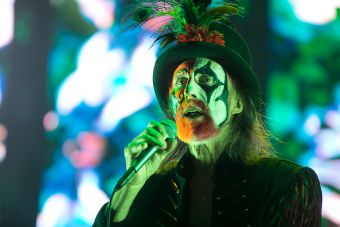 Arthur Brown at Psycho Las Vegas