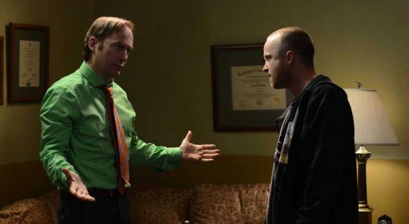 Bob Odenkirk says Breaking Bad movie complete