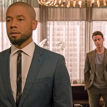 Jussie Smollett in Empire