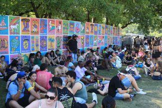 Lollapalooza 2019, photo by Heather Kaplan