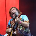 Tenacious D at Lollapalooza 2019, photo by Heather Kaplan