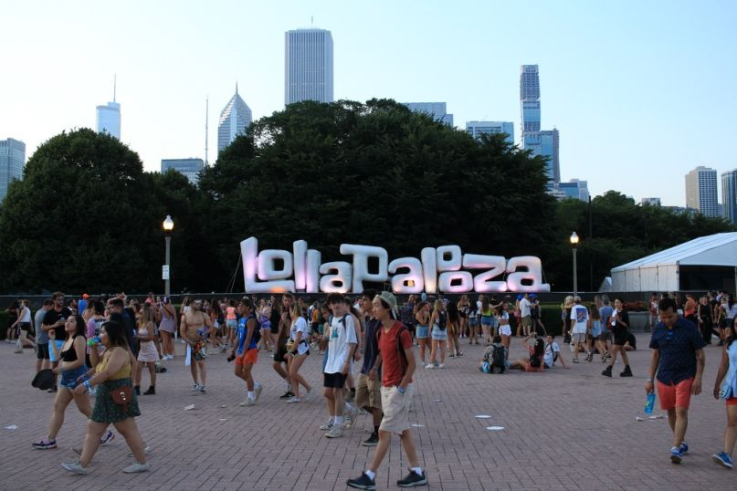 Booked by Spotify, Made for Instagram: Lollapalooza 2019