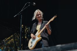 Men I Trust at Lollapalooza 2019, photo by Nick Langlois