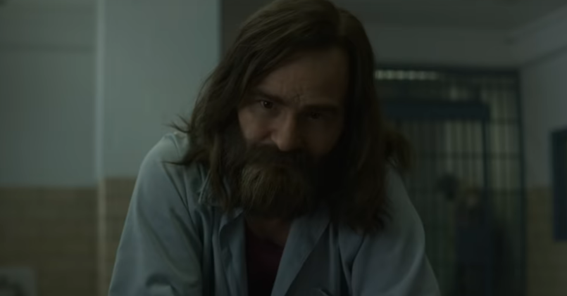 Charles Manson in Mindhunter: Season Two (Netflix)